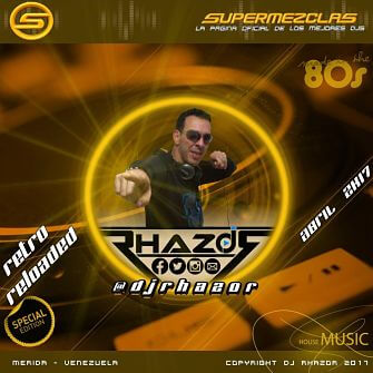 Retro Session Reloaded Abril 2017 Super Mezclas