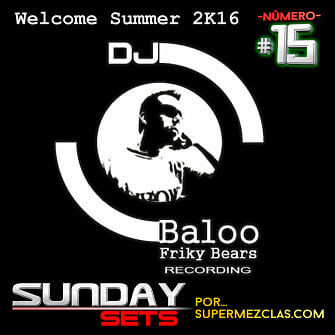 #SundaySets15 By #DjBaloo