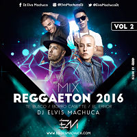 Mix Reggaeton 2016 vol2 peq