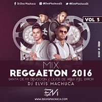 Mix Reggaeton 2016 vol3 peq