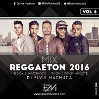 Mix Reggaeton 2016 vol6 peq