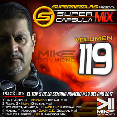 #SuperCapsulaMix Volumen119