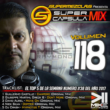 #SuperCapsulaMix Volumen118