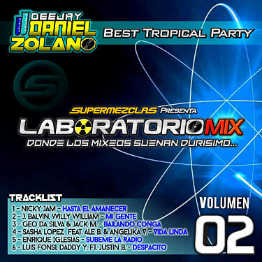 LaboratorioMix Volumen 02