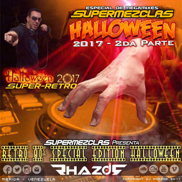 Super Retro 80 Dj Rhazor