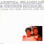 aretha franklin y george michael knew you were waiting acapella