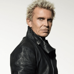 BILLY IDOL 2016