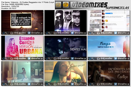 cover reggaetonmix17Video3 opt