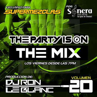 ThePartyisonTheMix VOL20