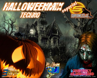 COVER TECHNO HALLOWEEN12
