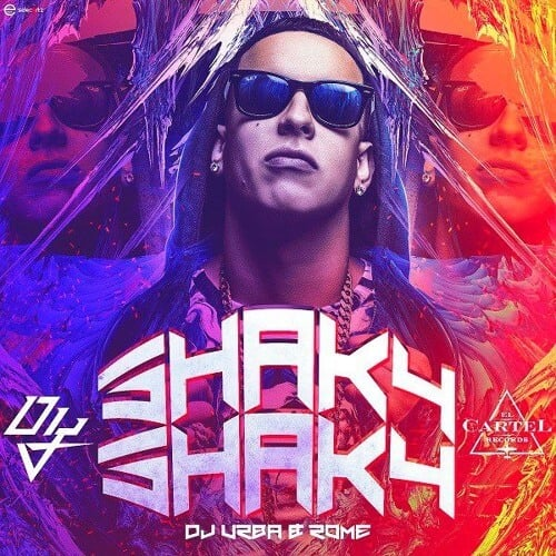 Daddy Yankee Shaky Shaky Remixes