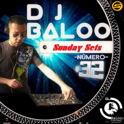 Sunday Sets de Dj Baloo para SuperMezclas.com