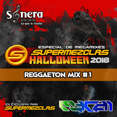 Especial HALLOWEEN 2018 - SuperMezclas com - #Djs #Acapellas