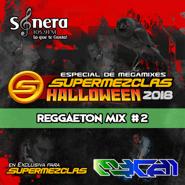 DJ METAL - REGGAETON MIX 2
