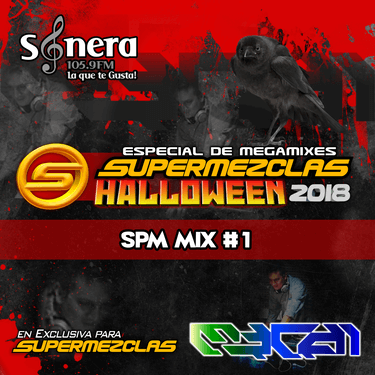 DJ METAL - SPM MIX 01