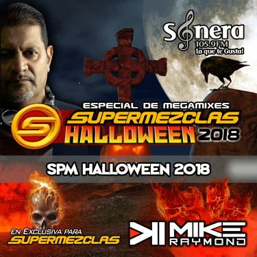 MIKE RAYMOND - SPM HALLOWEEN MIX 2018