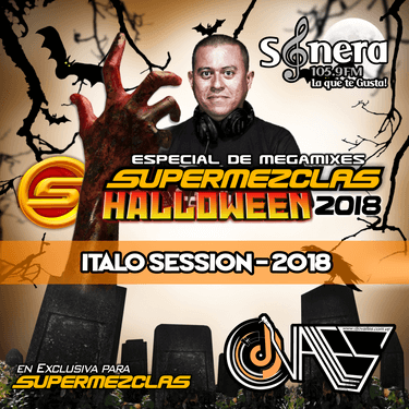 DJ OVALLES - ITALO SESSION 2018