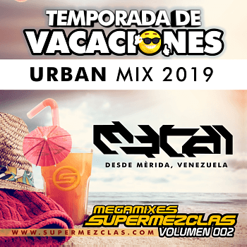 URBAN MIX 2019 DJ M3TA1