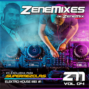 Zenemixes Vol4 #ElektroHouse