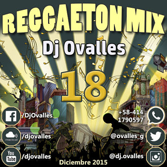 Reggaeton Mix 18 opt
