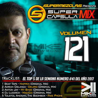 SuperCapsulaMix Volumen 121