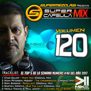 SuperCapsulaMix Volumen 120