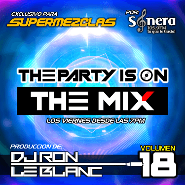 ThePartyisonTheMix VOL18