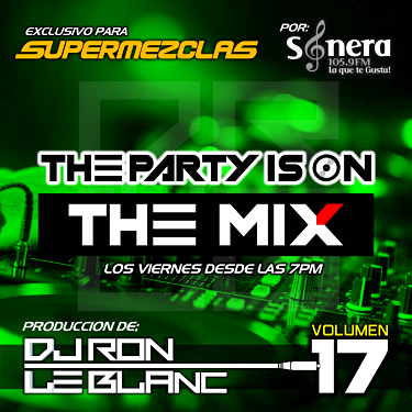 ThePartyisonTheMix VOL17