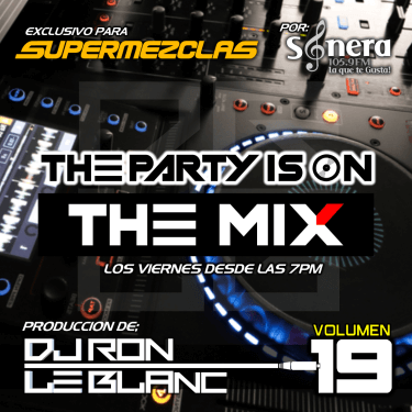 ThePartyisonTheMix VOL19