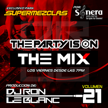 ThePartyisonTheMix VOL21