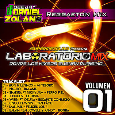 LaboratorioMix Volumen 01