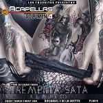 Arcangel Tremenda Sata Remix Feat Daddy Yankee Nicky Jam VERSION ACAPELLA STUDIO
