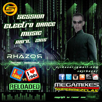 Session Electro Dance Music - 80's vs. 90's Reloaded (Abril 2016)
