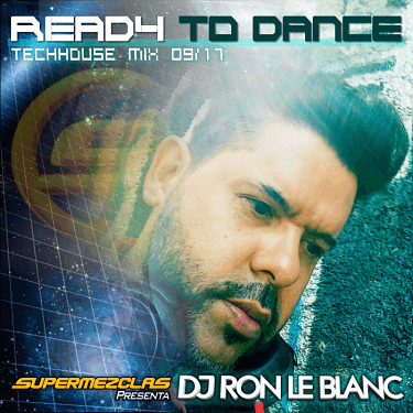 Dj Ron le Blanc Ready To Dance